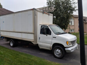 1995 FORD E-350 16 FT ONLY 140,500 KM !