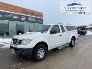 2014 Nissan Frontier S  - AM/FM/CD Player, Bluetooth
