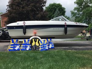 2003 Bayliner w/Trailer- READY TO GO!!-TURN KEY !!! MUST SELL!!! Kitchener / Waterloo Kitchener Area image 6