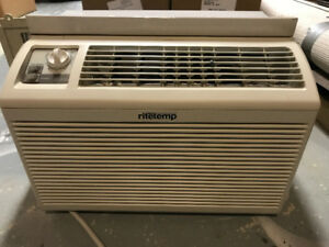 Window Air Conditioner  5,050 Btu/h 115V