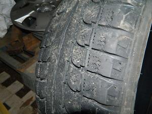 pneus hiver 225/60/17
