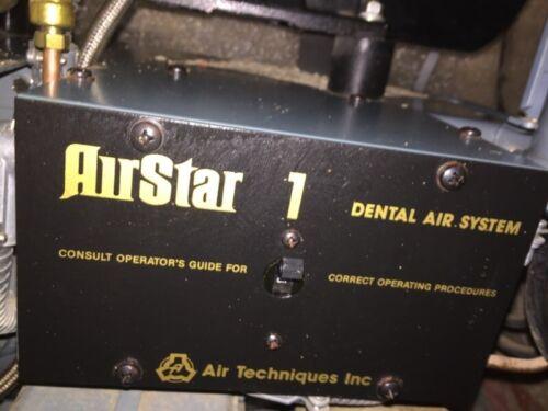 Air Techniques AirStar 1 Dental Air Compressor