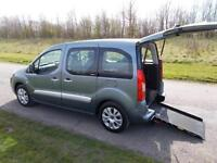 2011 Citroen Berlingo 1.6 Hdi TD 5 SEATS Wheelchair Accessible Disabled Adapted