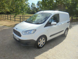 Ford Transit Courier 1.6TDCi ( 95PS ) ( s/s ) Trend