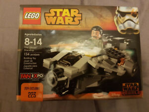 Lego Star Wars Fan Expo 2014 Exclusive The Ghost Starship