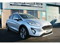 Ford Fiesta 1.0T EcoBoost Active 1 5dr Petrol Manual (125 ps)