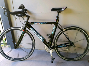 Cannondale Ironman Triathlon Tri TT Bike