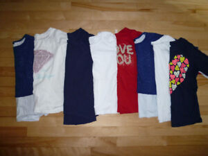 Lot de vêtements fille 10-12 ans