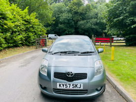 image for TOYOTA YARIS 2007 1.3L 5DR  12 MONTH MOT IDEAL FIRST CAR CHEAP TO INSU