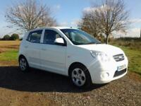 2008 KIA PICANTO 1.1 ICE ~ AUTOMATIC ~ E/W ~ A/C ~ 5 DOOR ~ FINANCE AVAILABLE