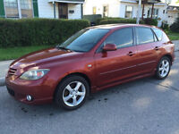 2006 Mazda Mazda3 GX Hatchback Excellent Mechanic Clean
