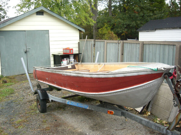 Used 1982 Harbercraft 12SS