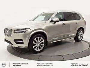 2016 Volvo XC90 T6 Inscription | ENSEMBLE CLIMAT