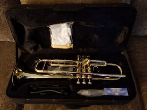 Trumpet - Jean Paul Trumpet with carrying case