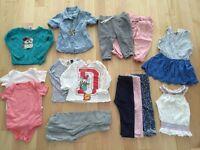 Lot de vêtements bébé filles 18-24 mois
