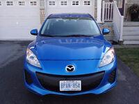2012 Mazda 3 - great condition, original owner