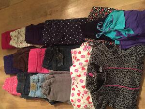 2T/3T Girl Clothing Lot