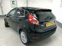 *BUY NOW FROM £34 P/WEEK* BLACK FORD FIESTA 1.0 TITANIUM 5D 99 BHP