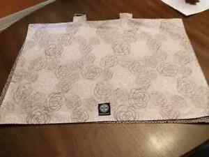Car Seat Cover and reversible play mat /nursing cover