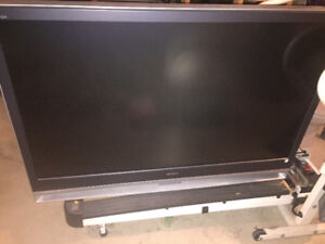 """55"""" Sony projection TV"""