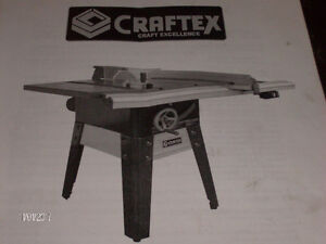 contractors table saw