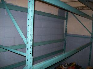 heavy duty shelf (North America steel)