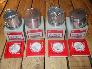 1980/83 Honda Goldwing new set of piston and rings o.e.m