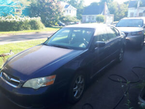 2007 Subaru Legacy (Replaced Engine) $2500 inculdes winter tires