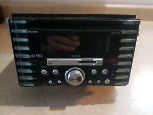 Clarion double din 2008 model