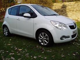 2013 VAUXHALL AGILA 1.2 VVT SE Auto