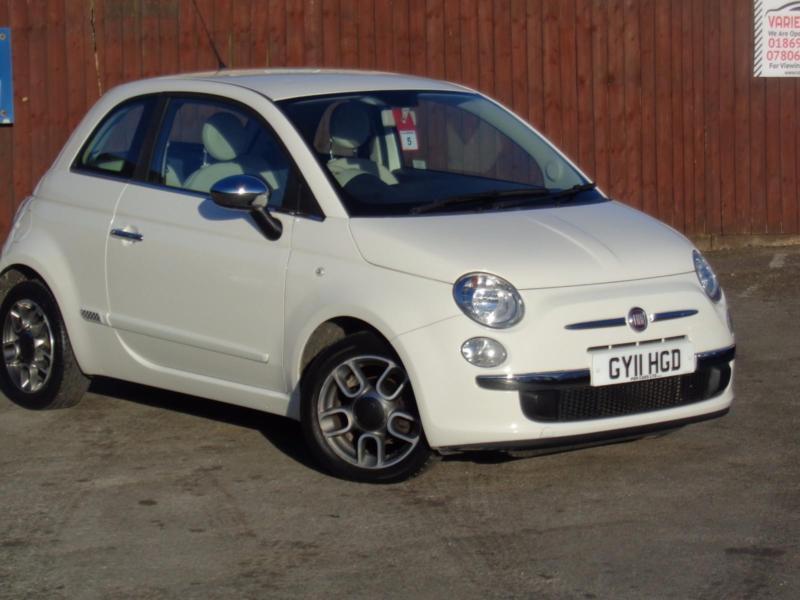 2011 Fiat 500 1.2 ( S/S ) POP | in Bicester, Oxfordshire | Gumtree