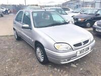 2000/X Citroen Saxo 1.1i Desire LONG MOT EXCELLENT RUNNER