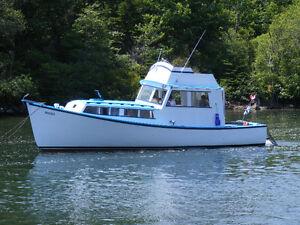 32' Cape Island Style Cruiser