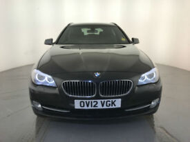 2012 BMW 535D SE AUTOMATIC DIESEL ESTATE 313 BHP SERVICE HISTORY FINANCE PX
