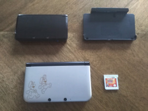 LIMITED EDITION 3DS XL and cosmic black 3DS