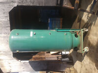 compressed air reservoir tank 230 Gallons upright