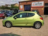 2007(57) Peugeot 207 1.4 m:play Green, 3dr Hatch, **ANY PX WELCOME**