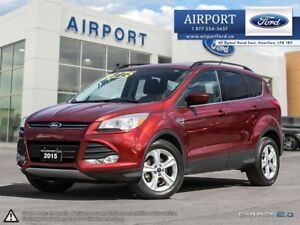 2015 Ford Escape SE FWD with only 70,463 kms