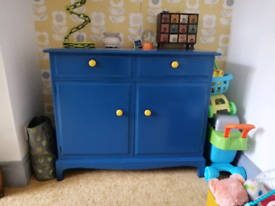Stag dresser cupboard