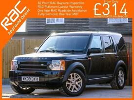 2009 Land Rover Discovery 3 - 2.7 TDV6 S Turbo Diesel 6 Speed Auto 4x4 4WD Comme