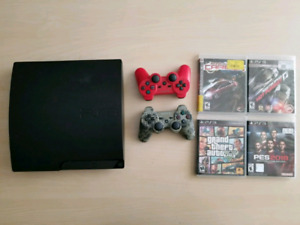Rarely Used PS3 Console