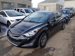 2015 Hyundai Elantra, 4 dr, auto, Loaded, only 87,000 km.