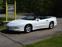 ***SOLD***1995 TRANS AM***CONVERTIBLE***5.7L LT1***114000KM