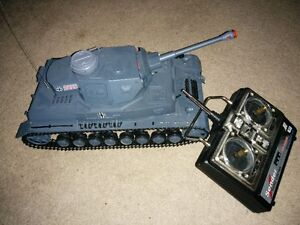 1/16 Heng Long Scale R/C Tank