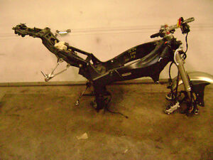 2006 Kawasaki 636 Frame For Sale $1300 05 06 Ninja 2005 Forks