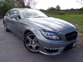 2011 Mercedes Benz CLS CLS 63 4dr Tip Auto AMG Performance Pack! Sunroof! 4 ...