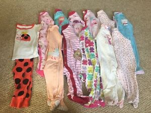 6 month pjs - lot of 20  London Ontario image 3