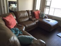 Marco sectional Cindy Crawford home edition