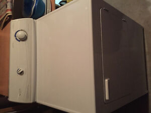 Gas Dryer-Maytag
