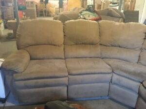 Paliser Sectional with two recliners